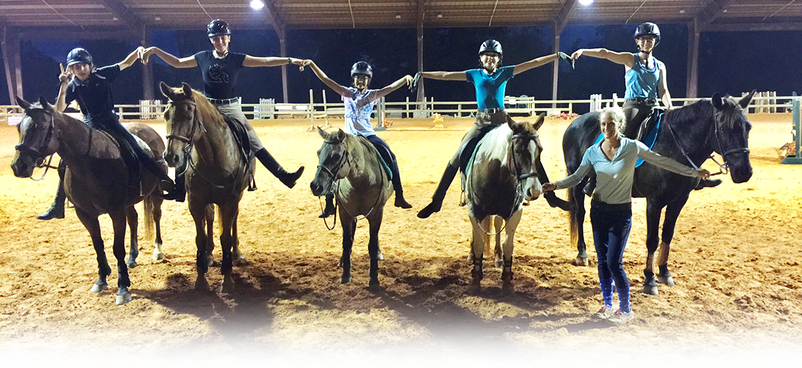 horse riding lessons near houston