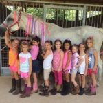 horse riding camps
